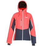 Picture Seen Jacket Damen-Snowboardjacke Pink/Dark Blue