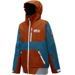 Picture Slope Jacket Kinder-Snowboardjacke Brick