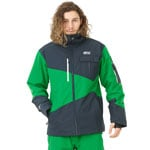 Picture Styler Jacket Green