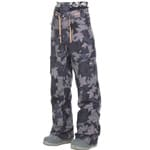 Picture Under Black Pant Herren-Snowboardhose Grey/Camo