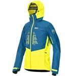 Picture Welcome Jacket Herren-Snowboardjacke Petrol Blue