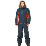 Picture Xplore Suit Dark Blue Red