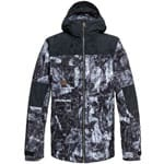 Quiksilver Arrow Wood Jacket Herren-Snowboardjacke Black Tannenbaum
