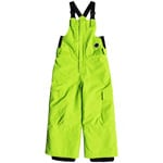 Quiksilver Kids Boogie Pant Kinder-Snowboardhose Green Lime