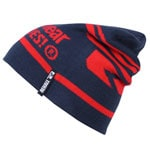 Rehall Creed-R Logo Beanie dark navy/flame red