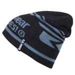 Rehall Creed-R Logo Beanie pirate black/storm grey
