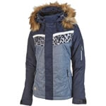 Rehall Darcy-R Snowjacket Womens Damen-Skijacke Real Denim