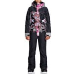 Roxy Formation Girl Suit True Black Avtive Base