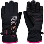 Roxy Freshfield Girl Gloves True Black