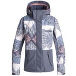 Roxy Jetty Block Jacket Damen-Snowboardjacke Powder Blue