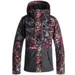 Roxy Jetty Block Jacket Damen-Snowboardjacke Four Leag Clover