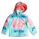 Roxy Mini Jetty Kinder-Snowboardjacke Neon Grapefruit