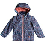 Roxy Mini Jetty Kinder-Snowboardjacke Bachelor Button