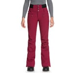 Roxy Rising High Pant Damen-Snowboardhose Beet Red