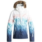 Roxy Jet Ski Jacket Damen-Snowboardjacke Bright White