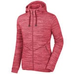 Salewa Fanes 2 PL W Full-Zip Funktionshoody Mineral Red