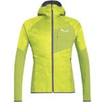 Salewa Ortles Hybrid Outdoorjacke Lime Green