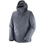 Salomon Fantasy Jacket Herren-Snowboardjacke - Medium Grey Heather