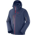 Salomon Icespeed Jacket Herren-Skijacke Night Sky