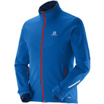 Salomon Pulse Herren-Softshelljacke Union Blue/Midnight Blue