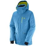 Salomon Quest Snow Insulated Herren-Skijacke Hawaiian Surf