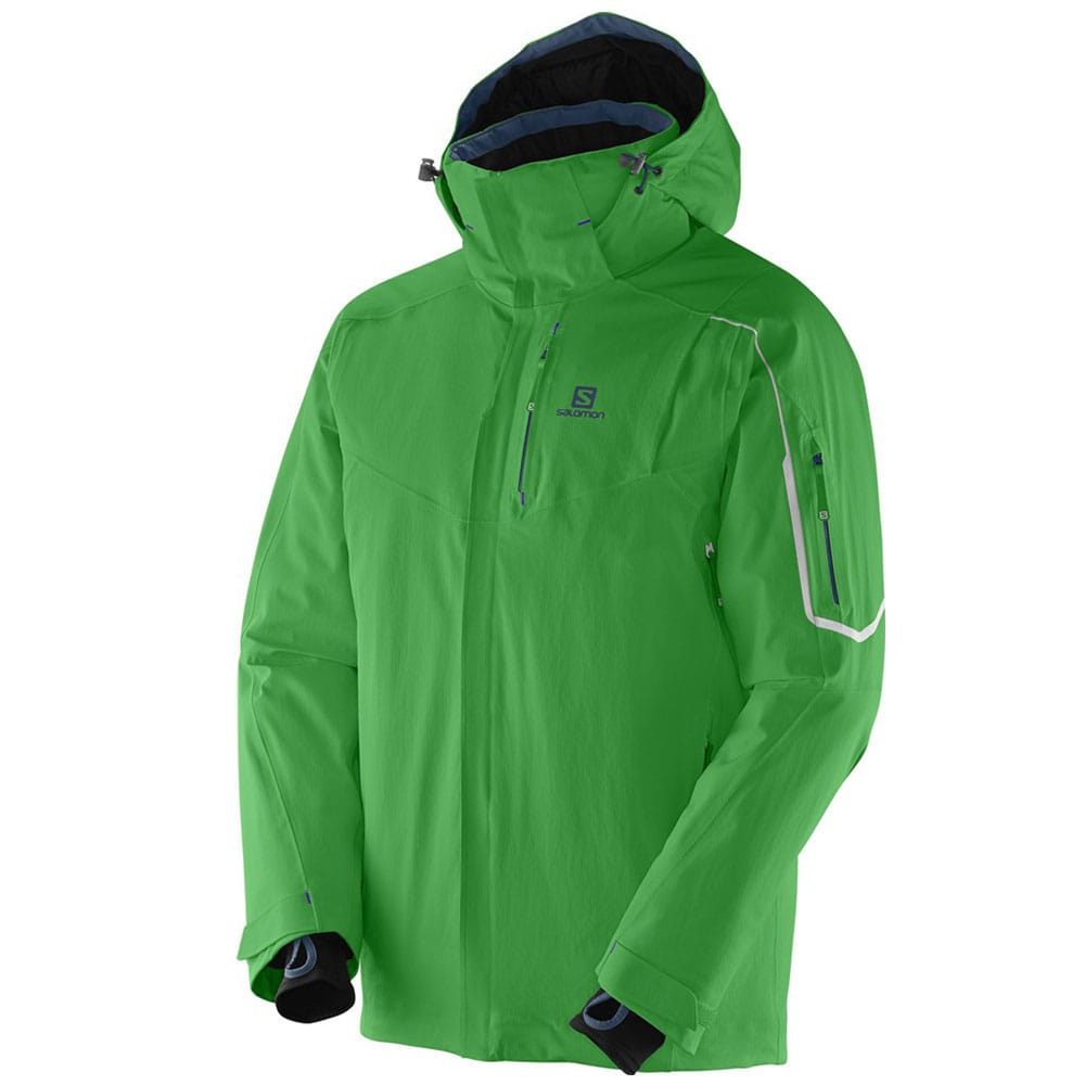 Salomon Speed Jacket Men 363475 (Bud Green) 2015