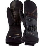 Therm-ic Ultra Heat Mittens Women Black