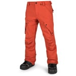 Volcom Articulated Pant Burnt Orange