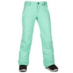 Volcom Frochickie Ins Pant Damen-Snowboardhose Jade