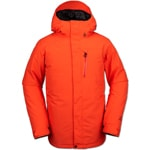 Volcom L Gore-Tex Jacket Herren-Snowboardjacke Orange