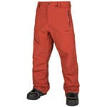 Volcom L Gore-Tex Pant Herren-Snowboardhose Burnt Orange