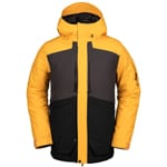 Volcom Scortch Insulated Jacket Resin Gold