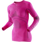 X-Bionic Lady Energy Accumulator Evo Damen-Shirt Pink/Charcoal