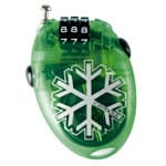 Icetools Mrs Lock Boardschloss Clear Green 2013