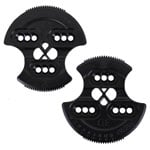 Burton 3D Hinge Disc Black