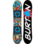 Burton Chopper Limited Marvel Kinder Snowboard 2016 - 130cm