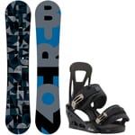 Burton Clash ICS 155cm 2017 + Burton Freestyle Black 2016