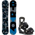 Burton Clash ICS 157cm Wide 2017 + Burton Freestyle Black 2016
