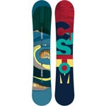 Burton Custom ICS Snowboard 2016 - 165cm Wide