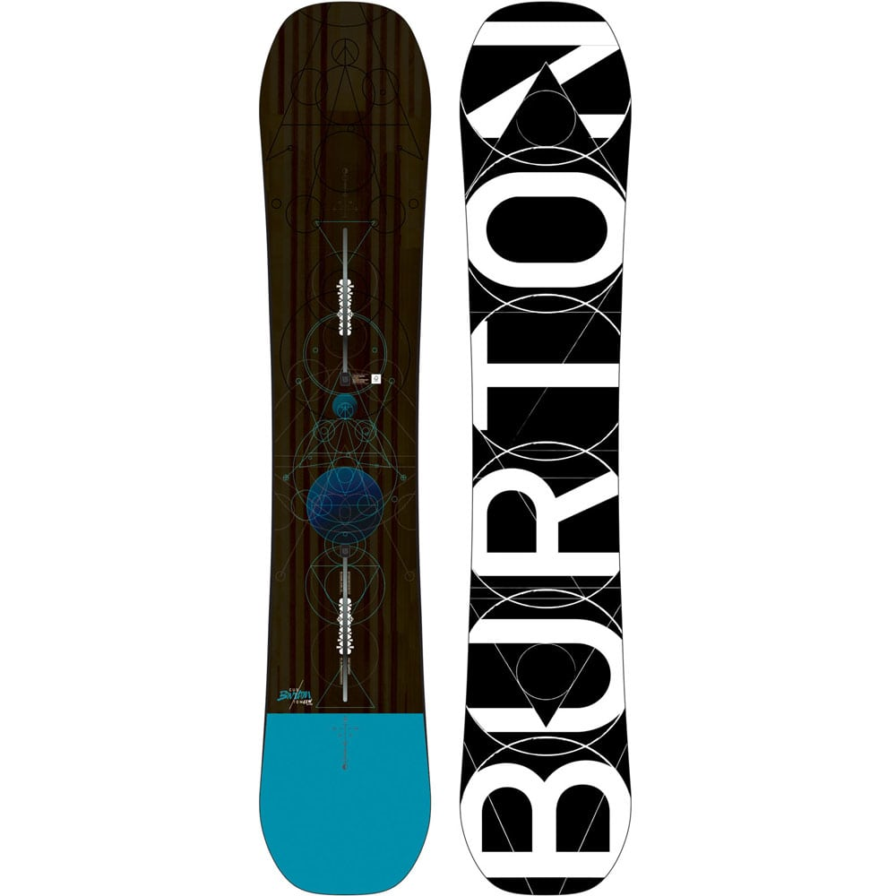 Burton Custom Flying V Snowboard 2018 - 162cm
