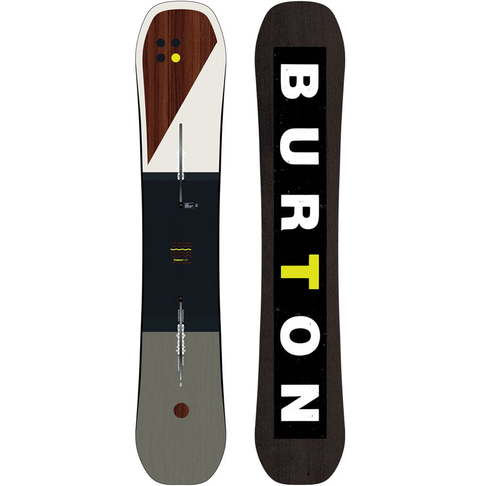 Burton Custom Flying V Second Snowboard 2019 - 162cm