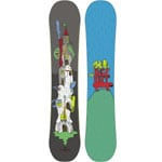 Burton Mr. Nice Guy Snowboard ICS (152cm) 2013