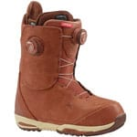 Burton Supreme Leather Heat Damen-Snowboardschuhe Redwing