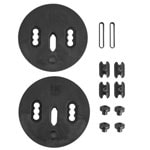 Burton M6 Transition Kit ICS Adapter Platten