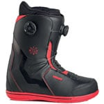 Deeluxe IDxHC Focus TF Snowboardboots 2018 - Black/Red