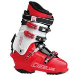Deeluxe Track 700T Thermo Snowboardschuh Hardboot (red white)