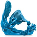 Flow Five Hybrid Snowboardbindung (Blue) 2015
