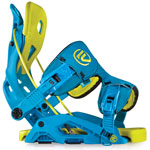 Flow Fuse Fusion Bindung (Blue/Lime) 2015