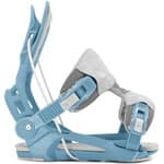 Flow Mayon Snowboardbindung 2020 - Aqua Green