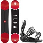 Flow Micron Verve Snowboard 2017 + Flow Micron Youth 2017